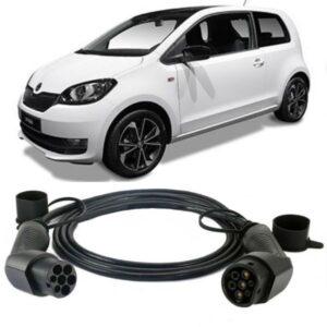 skoda CITIGO 2 300x300 - Skoda CITIGO EV Charging Cable - EV Cable Shop