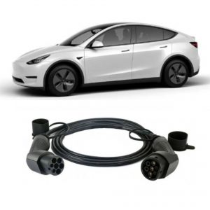 teslaY 300x300 - Tesla Model Y (To Be Launched 2020) - EV Cable Shop