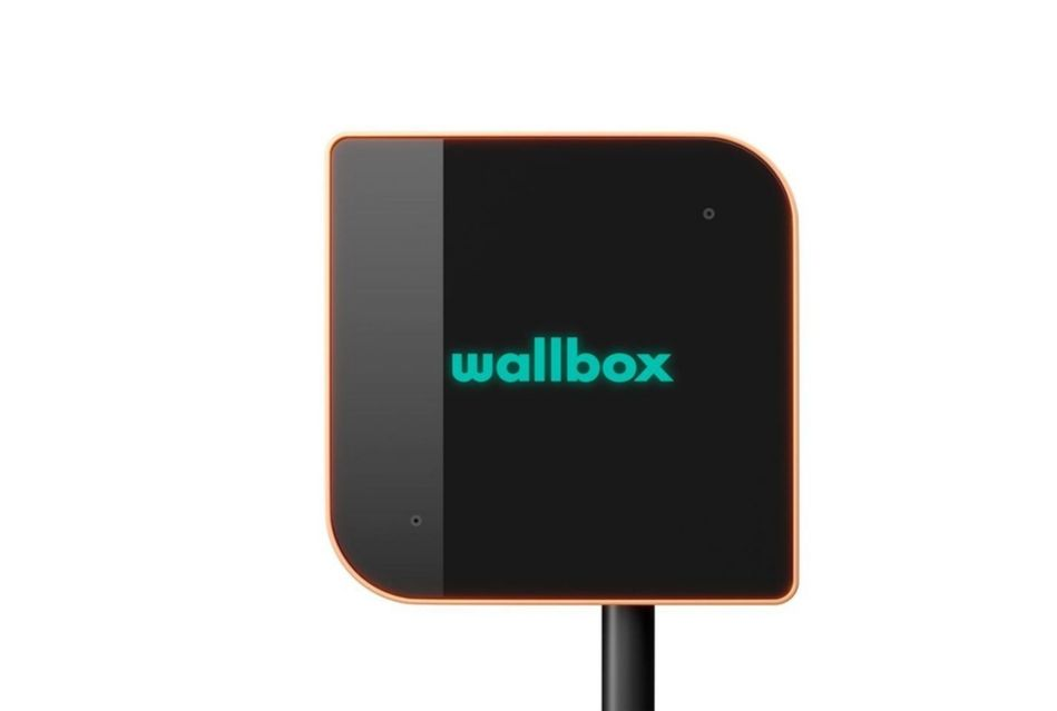 Wallbox Copper Smart Charging Station - Best 5 Smart Home Charging Stations on the Market - EV Cable Shop
