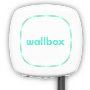 pulsar white 300x300 - Wallbox Copper SB Charging Station - EV Cable Shop