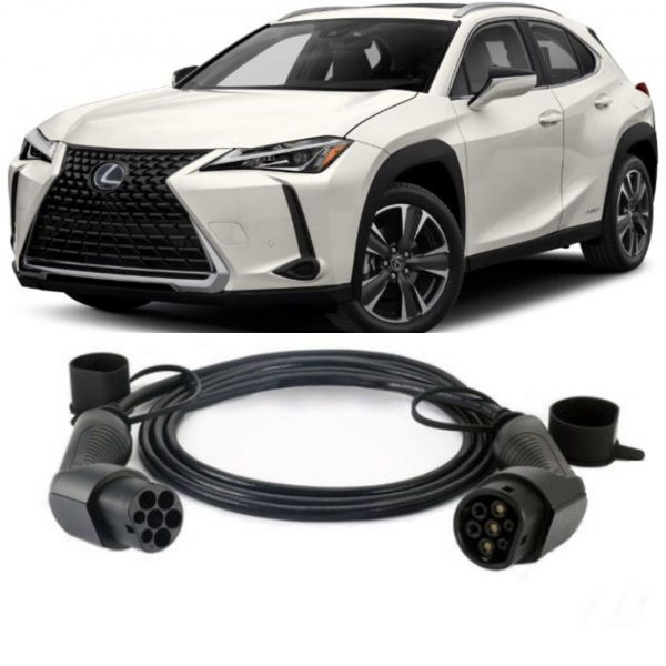 lexus UX300e 2 600x600 - Lexus UX300e (To Be Launched in 2021) - EV Cable Shop