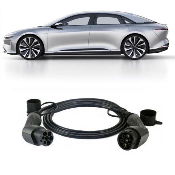 lucidair 2 600x600 - Lucid Air EV Charging Cable (Awaiting Launch Details) - EV Cable Shop