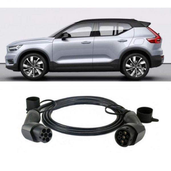 volvoxc40p8 2 600x600 - Volvo XC40 P8 AWD Recharge (On Sale Spring 2020) - EV Cable Shop