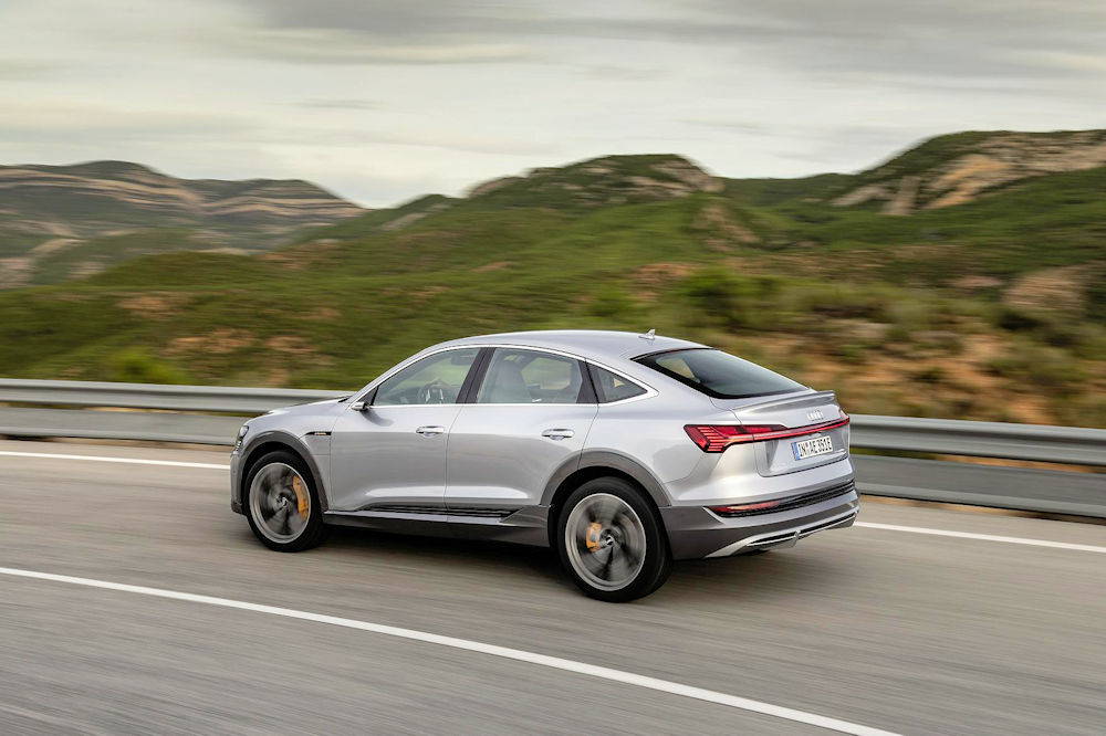 etron - The Family-Sized Electric SUV Is Here To Stay - EV Cable Shop