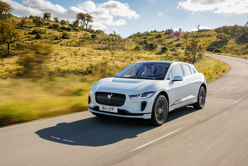ipace - The Family-Sized Electric SUV Is Here To Stay - EV Cable Shop