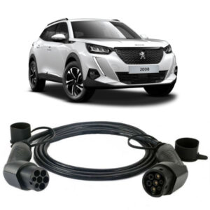 Peugeot e-2008 Charging Cable