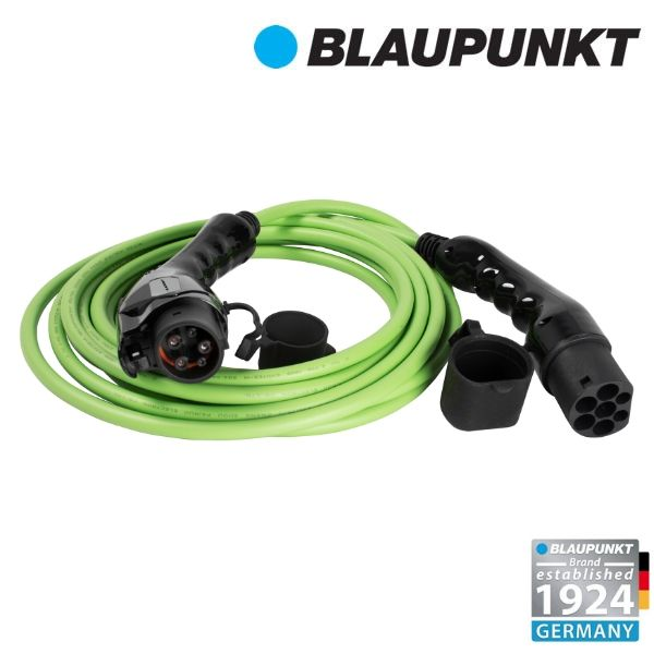 Blaupunkt Type 1 Charging Cable EV