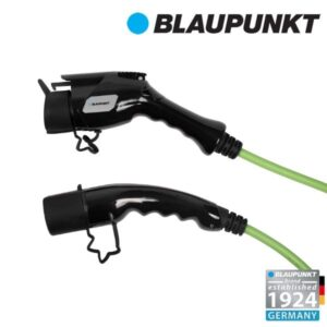 BLAUPUNKT EV Charging Cable - Type 1 to Type 2 (1) - EV Cable Shop