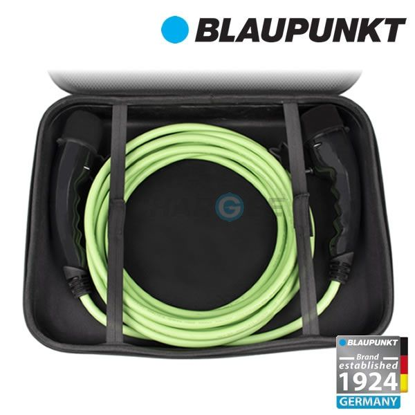 BLAUPUNKT EV Charging Cable - Type 1 to Type 2 - EV Cable Shop