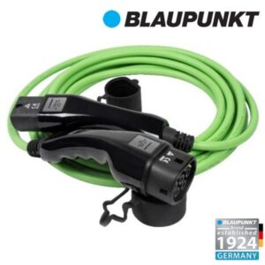 BLAUPUNKT EV Charging Cable - Type 2 to Type 2 (1) - EV Cable SHop