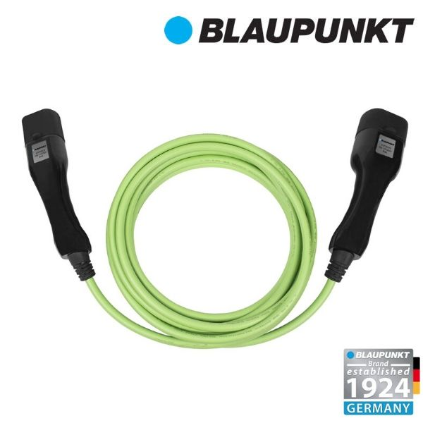 BLAUPUNKT EV Charging Cable - Type 2 to Type 2 (2) - EV Cable Shop