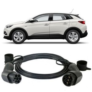 Vauxhall Grandland X Charging Cable