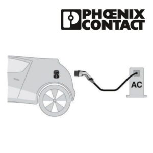15m Tethered Charging Cable - Phoenix Contact 2