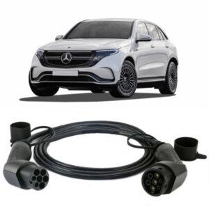 Mercedes EQC 400 4MATIC Charging Cable