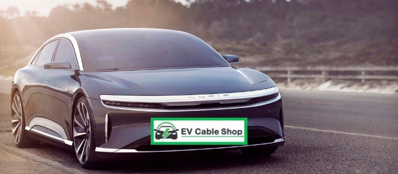 What happens when an electric car runs out of charge