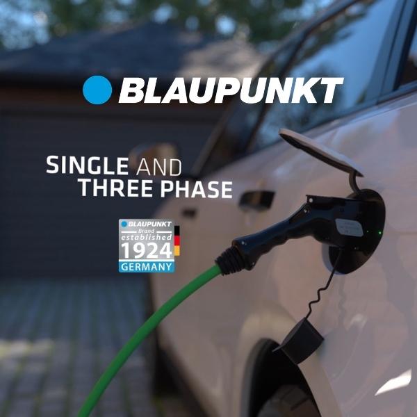 Blaupunkt EV Charging Cables