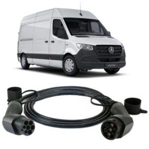 Mercedes eSprinter Charging Cable