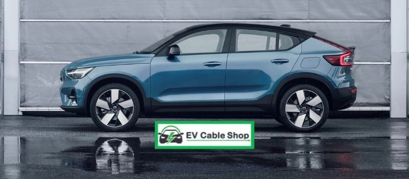 The New Volvo C40 Recharge Electric Coupé